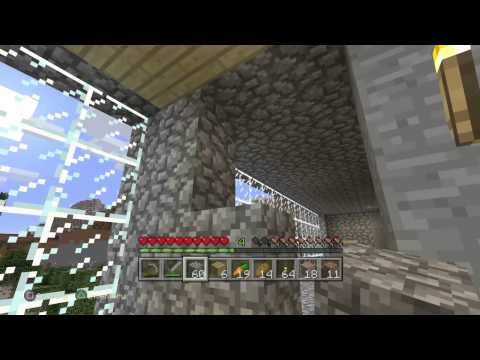 Minecraft [2015-12-28] - Mine exploration and road building