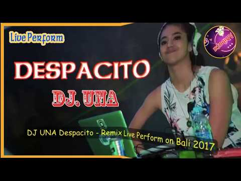 LIVE DJ UNA DESPACITO REMIX vs Dj Marsmello Alone