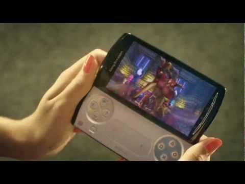 Sony Ericsson Xperia PLAY Trailer [HD]