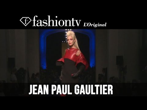 Jean Paul Gaultier Haute Couture Fall/Winter 2014-15 | Paris Couture Fashion Week | FashionTV