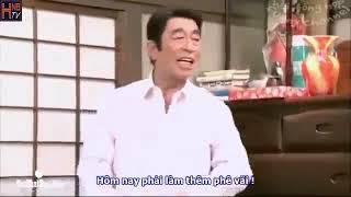 [Ham Vui]Hài bựa Nhật Bản: Tắm cùng vợ yêu | Funny channel