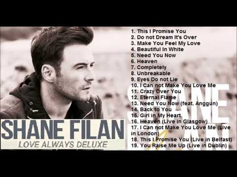 Shane Filan Love Always Deluxe
