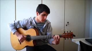 Katy Perry-Unconditionally(acoustic guitar cover)