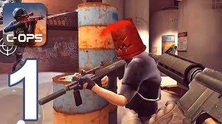 Critical Ops   Gameplay Walkthrough Part 1   Gun Game iOS Android