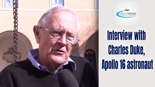 Interview with Charles Duke, Apollo 16 astronaut