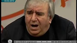 Ramiz Rovsen - Tepeden dirnaga hirs icindeyem