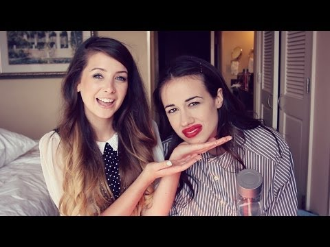 Thumbnail: 7 Second Challenge With Miranda Sings | Zoella