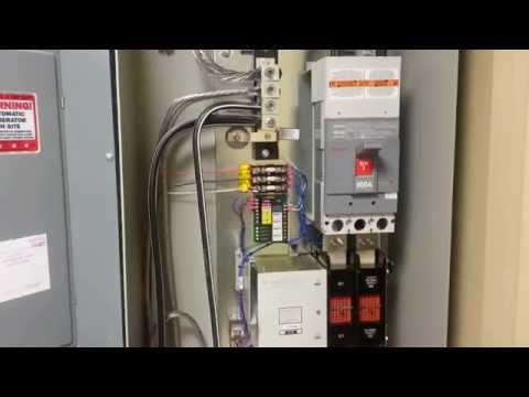36Kw Generac Generator Demonstration By Albright Electric