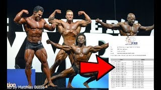 New Rules in Classic Physique, Bad Idea?