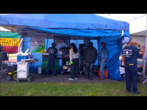 Aba Shanti Music Cafe Leicester Carnival  2017