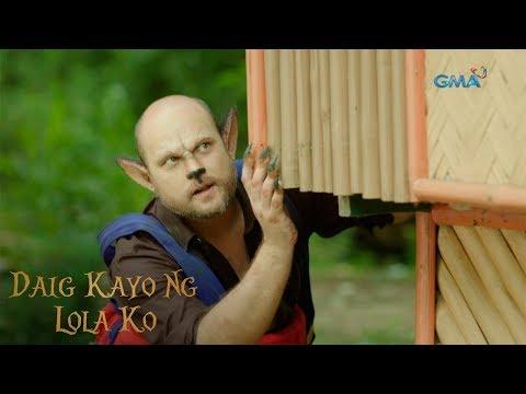 Daig Kayo Ng Lola Ko: The hungry wolf