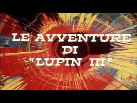Sigla d'apertura italiana - Le avventure di Lupin III - Planet O [HD]