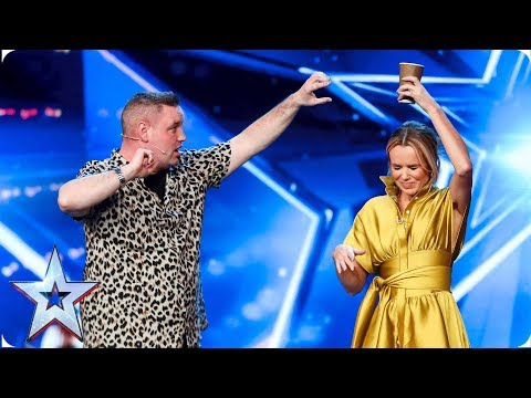 It's now or never for funny man Graeme | Auditions | BGT 2019