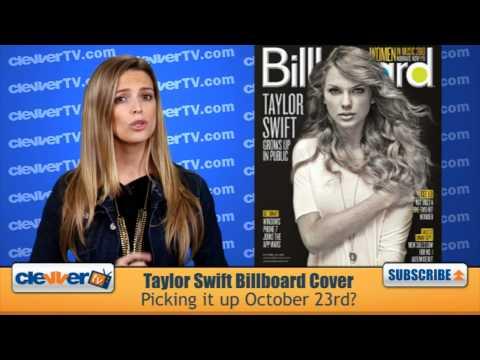 Taylor Swift Is Billboard Magazine