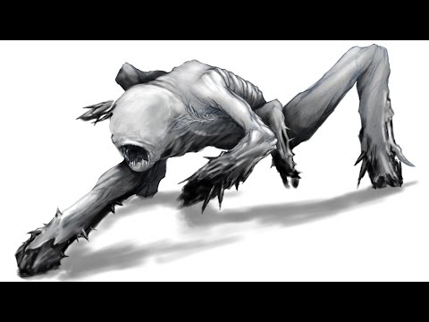AFTER EARTH Concept Redesigns Ursa Creature