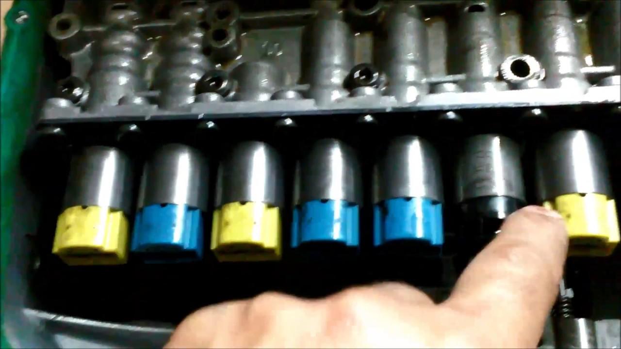 ZF 6HP26 Reparatur  Automatikgetriebe Reuter