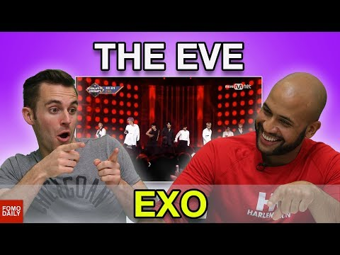 "EXO ""The Eve [Comeback Stage]"" • Fomo Daily Reacts"