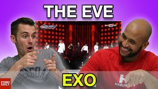 "Video EXO ""The Eve [Comeback Stage]"" • Fomo Daily Reacts download MP3, 3GP, MP4, WEBM, AVI, FLV Agustus 2017"