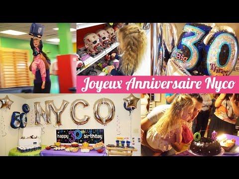 [Une journée avec nous] Nyco a 30 ans !!!