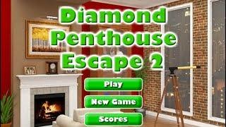 Solução para o jogo Diamond Penthouse Escape 2