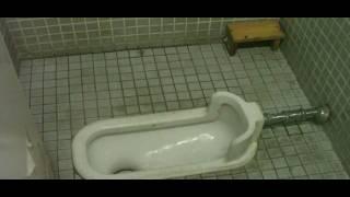 上越線 土合駅 誰もいないトイレで・・・ - 土合駅いろいろpart3/5