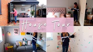 HOUSE TOUR (MID WAY THROUGH RENOVATIONS)
