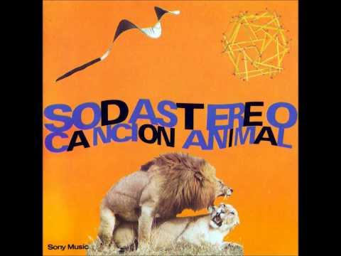 Soda Stereo - Hombre Al Agua [Album: Canción Animal - 1990] [HD]
