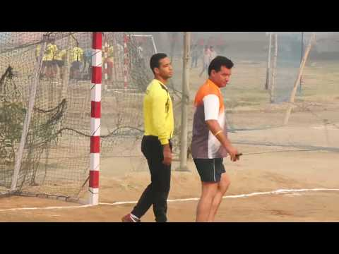 पंजाब पुलिस 🆚 एयर फोर्स हैंडबॉल मैच ।। Punjab Police 🆚 Air Force Match live ।। Haryana sports