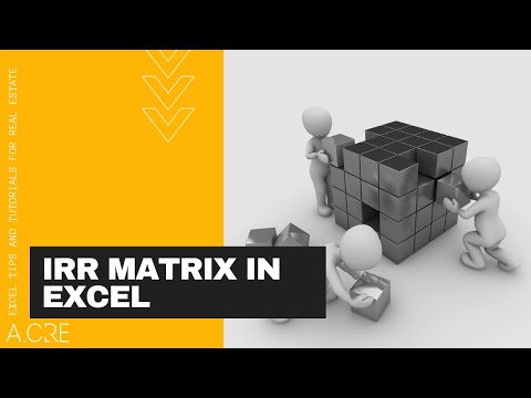 build-an-irr-matrix-for-real-estate-in-excel