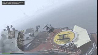 GTA 5: helicopter barrel roll