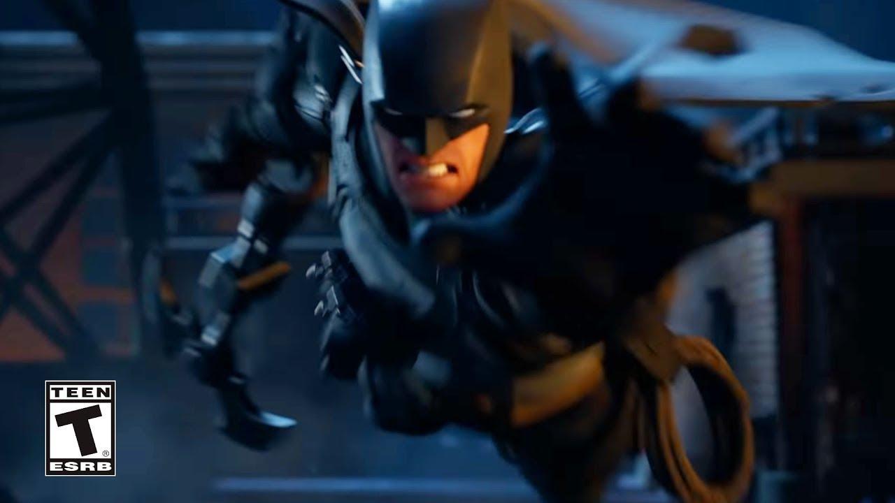 فورت نايت تشويقة باتمان الرسمية 🦇🔥   Fortnite