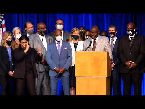 Minneapolis will pay $27M to settle Floyd lawsuit