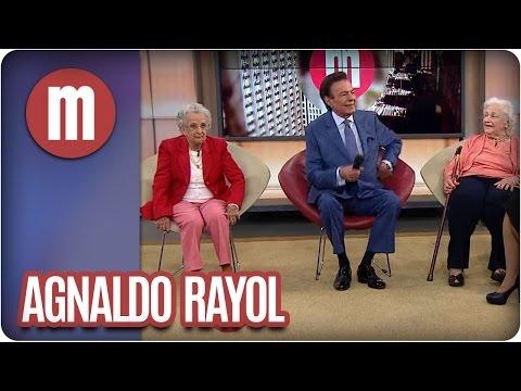 Mulheres - Agnaldo Rayol (13/05/16)