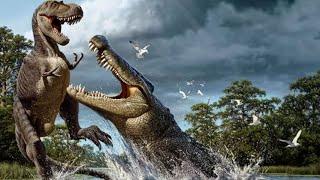 El cocodrilo gigante de la era Cretácica