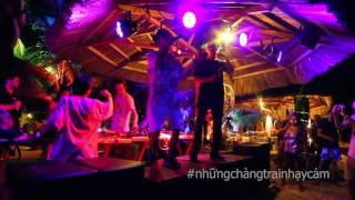 Những Chàng Trai Nhạy Cảm - Vibe Nation Beach Fest 2017 Show (Coco Beachcamp 1/4/2017)