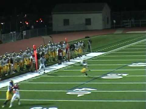 Regan Smith WR Highlight Tape 2009 Marquette Football