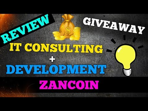 ZAN Coin ICO review: valuation, analysis, token cost | Bringing IT Consulting and Development