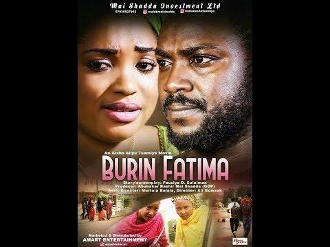 BURIN FATIMA 3&4 LATEST HAUSA MOVIES 2017