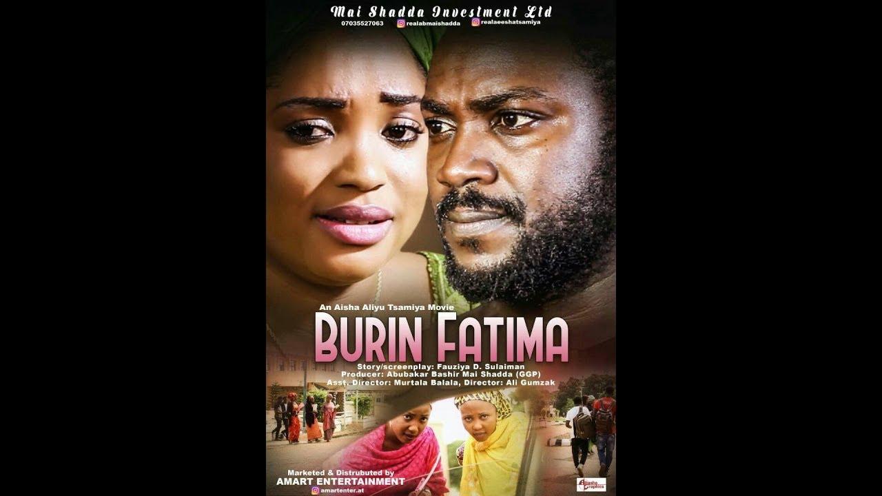 Download BURIN FATIMA 3&4  LATEST HAUSA FILM