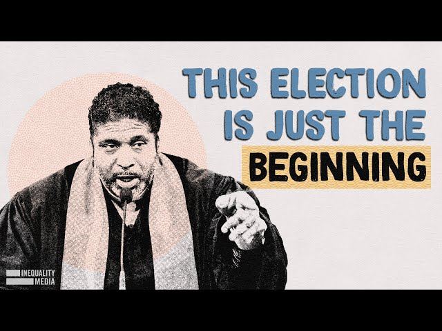 Can We Create a Just America? with Rev. Dr. William J. Barber II