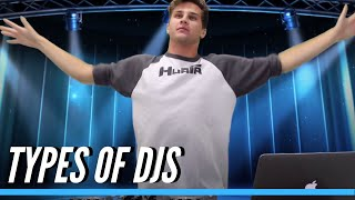 Types of DJs