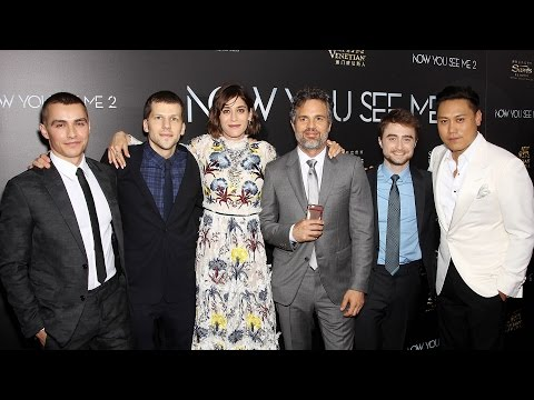 'Now You See Me 2' Premiere