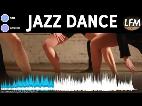 Sad Jazz Dance Background Instrumental | Royalty Free Music