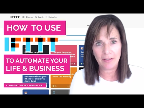 How to Use IFTTT to Automate Your Life and Business 2