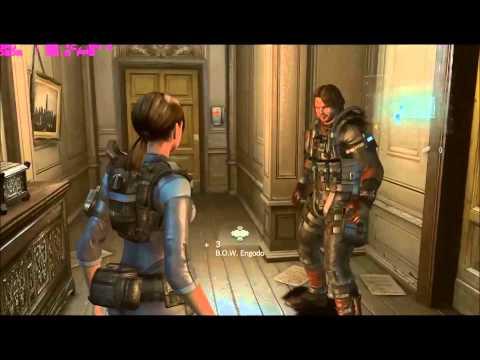 Resident Evil Revelations PC - HD 6850