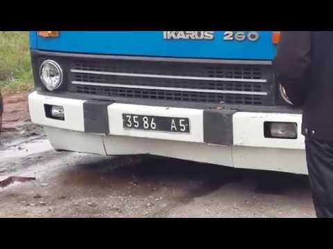 Артёмовск. Автобус с наёмниками. 1