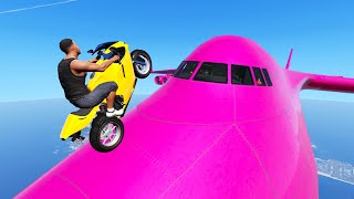 GTA 5 EPIC MOMENTS: #3 (Stunts, GTA 5 Funny Moments Compilation, Grand Theft Auto V Gameplay)