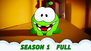 Om Nom Stories - Season 1 (All Episodes Compilation) - Cut the ROPE @KEDOO ANIMATIONS 4 KIDS