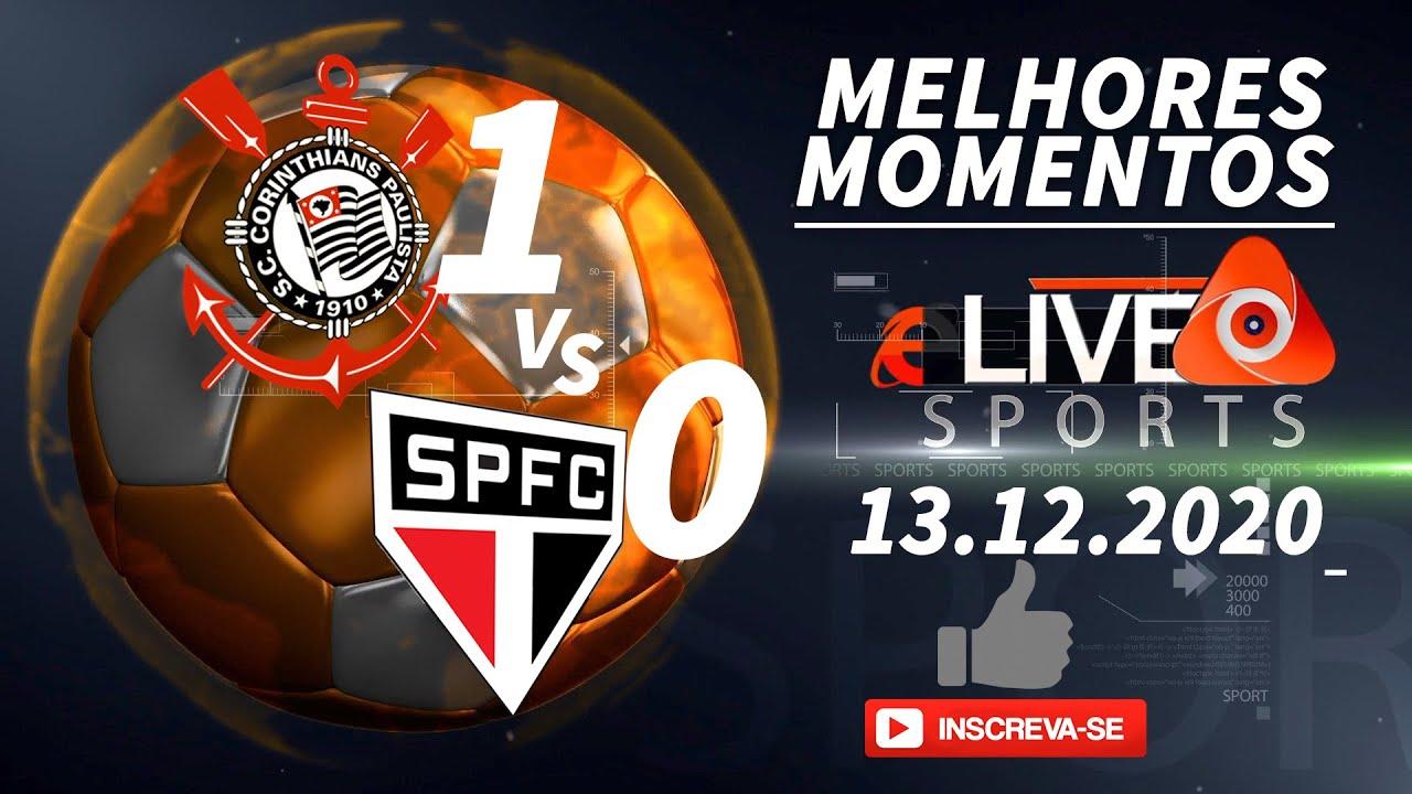 Download √ Corinthians 1 x 0 São Paulo Melhores Momentos 13.12.2020
