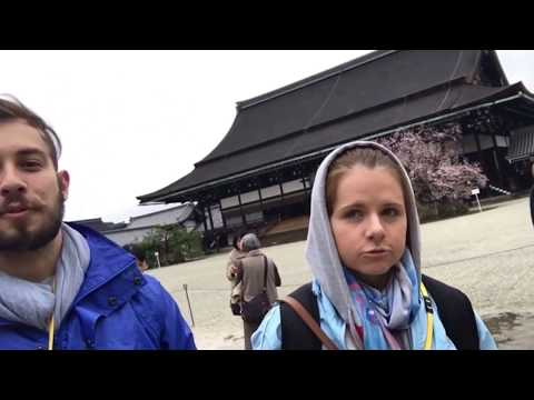 Japan Vlog 7.2 - The Imperial Palace (Kyoto)